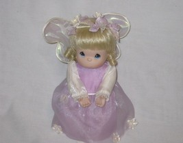 "BEAUTIFUL 8"" Precious Moments ANGEL Doll - $41.42"