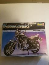 Vintage 1981 Revell Kawasaki KZ-1000 LTD Model 1/12 Scale - $24.75