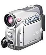 JVC GR-D250 MiniDV Camcorder w/25x Optical Zoom  - $175.00