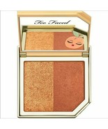 Too Faced Tutti Frutti Fruit Cocktail Blush Duo APRICOT IN THE ACT NIB - $29.70