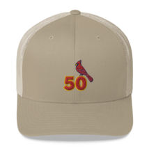 Adam Wainwright hat / Adam Wainwright Trucker Cap image 12
