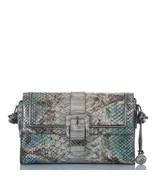 Brahmin Lana Platinum Folkland Bag NWT - $267.29