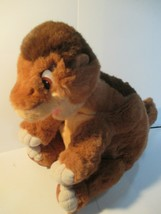 "1988 Land Before Time Littlefoot Dinosaur 16"" Plush By Gund & Jc Penny Vintage - $16.82"