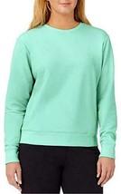 Fila Ladies' Crewneck with Pockets Size: XS, Color: Yucca - $39.99