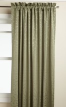 LORRAINE HOME FASHIONS Whitfield 52-inch by 63-inch Window Panel, Sage - $15.10