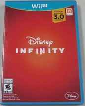 Disney Infinity (3.0 Edition) (Nintendo Wii U, 2015) - Game Only - $9.89