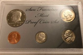 1981-S United States Mint Proof Coin Set - $5.01