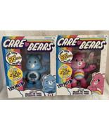 2020 Interactive CARE BEARS CHEER & GRUMPY BEAR 50+ Reactions Sound Ligh... - $35.96