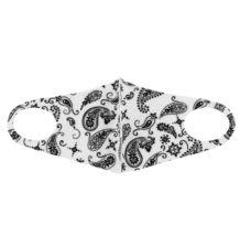 Bandana Paisley Pattern Reusable Face Cover Washable Protection Handmade Mask image 12