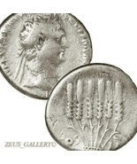 TRAJAN Silver Tetradrachm Rome mint Rare Not in RIC or RSC Ancient Roman... - $440.10
