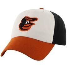 MLB Baltimore Orioles '47 Brand 2 Tone Basic Logo Clean Up Team Adjustab... - $28.66