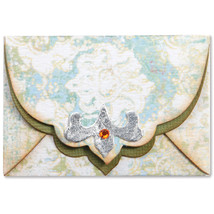 Sizzix Envelope With Ornate Flap Bigz Die - $19.26