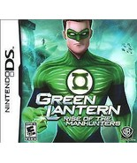 Green Lantern - Rise of the Manhunters New DS - $8.19
