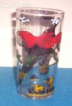 1950'S / 1960'S Retro Hazel ATLAS-- Pheasant Glass - $9.95