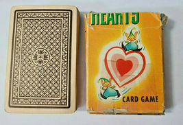 Hearts Cartoon Designed Face Deck of Playing Cards     (#32) image 4