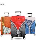 HMUNII® Colorful Luggage Protective Cover For 18 To 32 Inch Trolley - $18.41+