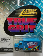 Johnny Lightning TRUE GRIT Tribute to America's Heavy Haulers - Hawaiian... - $10.95