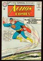 ACTION COMICS #314 1964- SUPERMAN-DC COMICS FN - $50.44