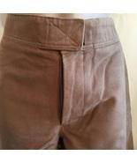 BCBG Max Azria Brown  cotton casual pants 32 (12) - $26.95