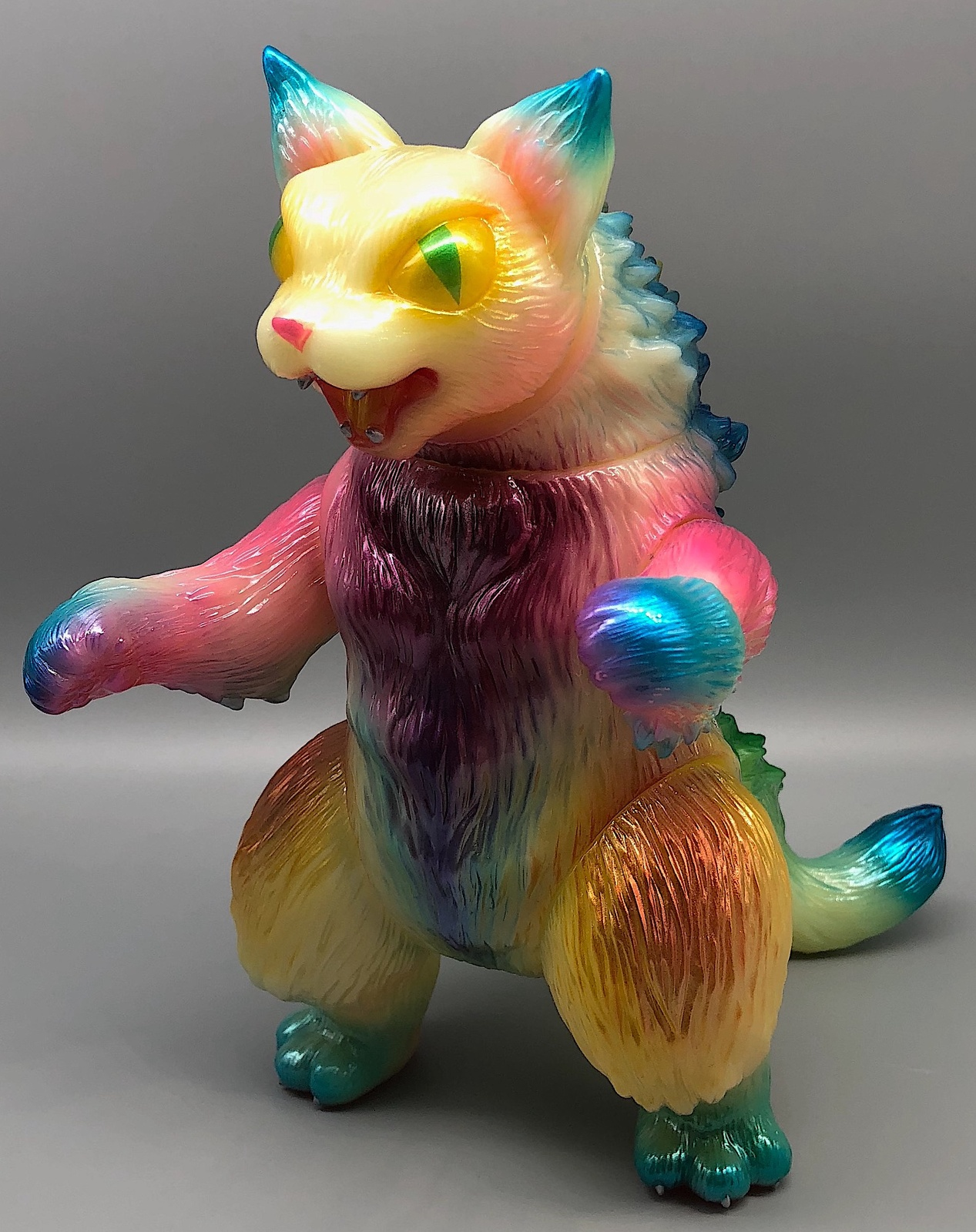 MaxToy Custom King Negora - Beautiful!