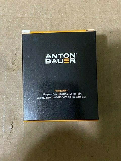 Anton Bauer NP-F976 7.2V 6600 mAh Li-Ion Battery for Sony L-Series Cameras, 47Wh