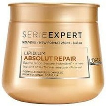 L'Oreal Professionnel Absolute Repair Lipidium Masque 250ml Free Ship - $21.19