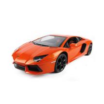 Licensed 1:14 Orange Lamborghini Aventador LP700 RC Remote Control Car G... - $50.87