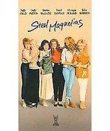 Tri Star Steel Magnolias VHS Movie  * Plastic * - $4.34