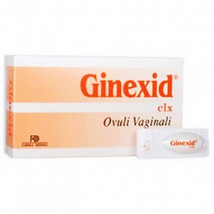 VAGINAL OVULES GINEXID - nature origin helps to prevent vaginal phlogist... - $29.99