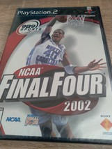 Sony PS2 NCAA Final Four 2002 (sealed) image 1