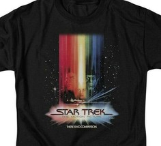 Star Trek The Motion Picture retro 70's science fiction graphic t-shirt CBS486 image 2