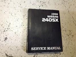 1998 Nissan 240SX Servizio Riparazione Negozio Officina Manuale Factory ... - $73.36