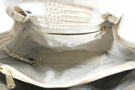 NWT Brahmin Small Mallory Leather Satchel/Shoulder Bag in Blossom Melbourne image 5