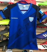 Blusa De Futbol De La Seleccion De Guatemala Size S/m - $24.74