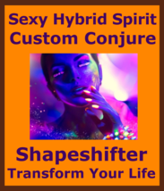1 Sexy Female Spirit U Choose We Conjure Vampire Succubus Demon Djinn Angel Etc. - $135.00