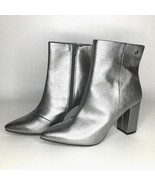 Vera Wang Simply Vera 10th Anniversary Women's Size 7 Metallic Ankle Boots  - $55.00