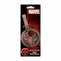Deadpool Bottle Opener Metallic - $14.98