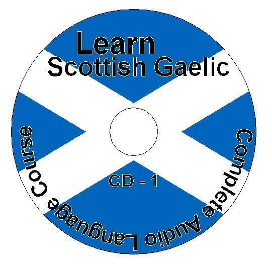 (18 CD Pack) Learn How To Speak Scottish Gaelic Language Course Audio Tutorial