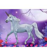 Breyer classic size Unicorn Forthwind #62051 beautiful Very Well Done  <> - $24.18