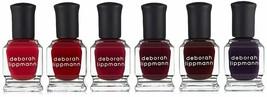 DEBORAH LIPPMANN Very Berry' Nail Polish Set NEW - $29.99