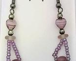 Art glass bead fashion earring  5  thumb155 crop