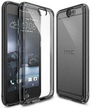 Puregear Slim Shell Black/Clear Case Cover For Htc One A9 - $7.51