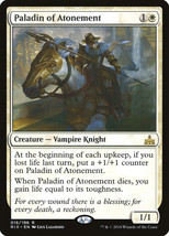MTG - Paladin of Atonement - Rivals Of Ixalan -=NEW=- - $1.89