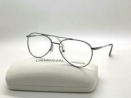 Calvin Klein CK 19112 008 GUNMETAL Eyeglasses Frames 54-15-140MM /CASE - $43.62
