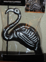 Halloween Skeleton Flamingo Yard Decor - €22,21 EUR