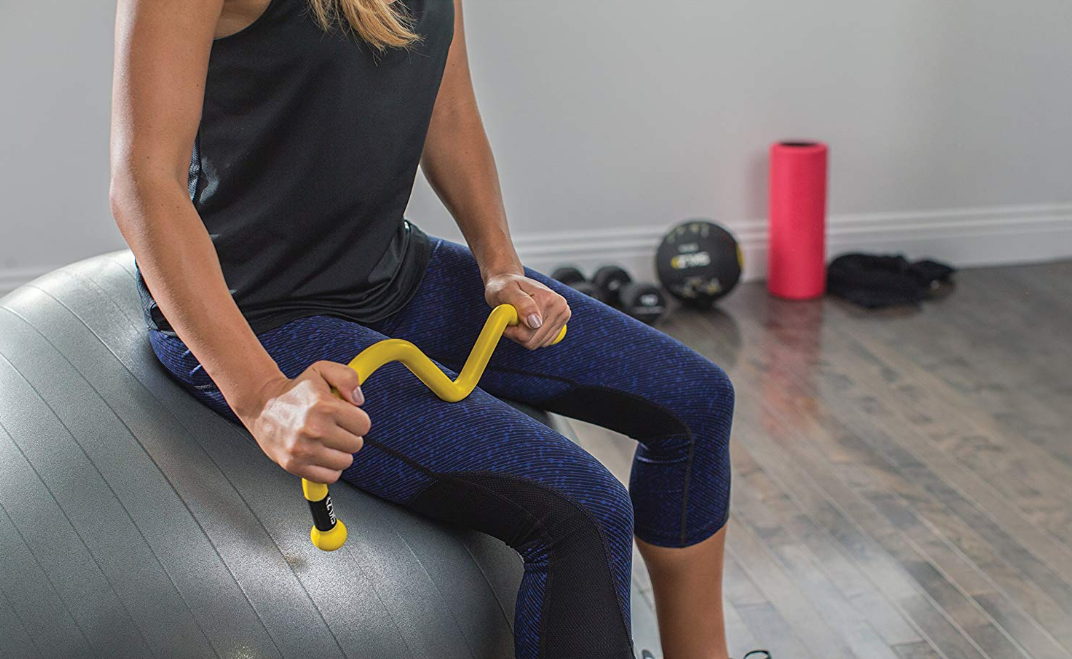 SKLZ AccuStick Lightweight Triggerpoint Release Recovery Massager Training Tool