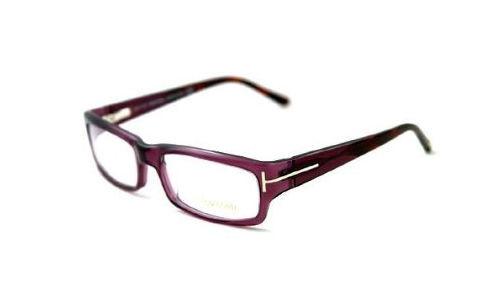 a6626ea45b Tom Ford Eyeglasses 5137 Purple Violet 081 Designer Optical Frame FT5137 V  54mm -  159.95