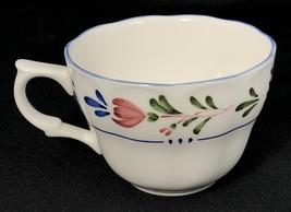 Nikko Provincial Designs Avondale Tea Cup Floral Japan - $9.89