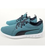 PUMA Carson 2 Women's 19004101 NEW, Size 6.5 Periscope Turquoise. Knit  - $44.54