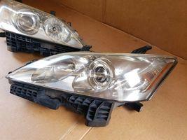 07-09 Lexus ES350 HALOGEN Headlights lamps Set L&R image 3